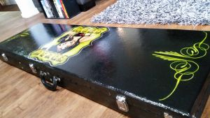 Freakshow Guitar Case