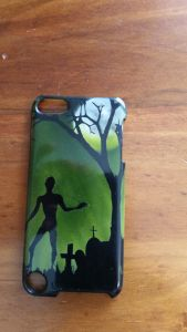 Zombie Ipod Touch Case